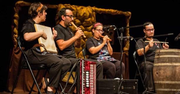 """Grupo tradicional Igual Arte"" en Lugo"