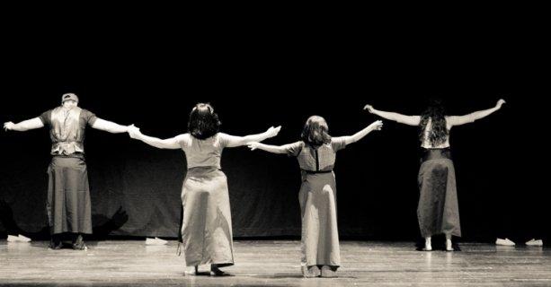 """Danza contemporánea """"Nos meus zapatos"""" 26 de Noviembre en Pontevedra"""